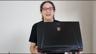 MSI GT72 Dominator Pro G Gameplay Demo - G-Sync and Broadwell