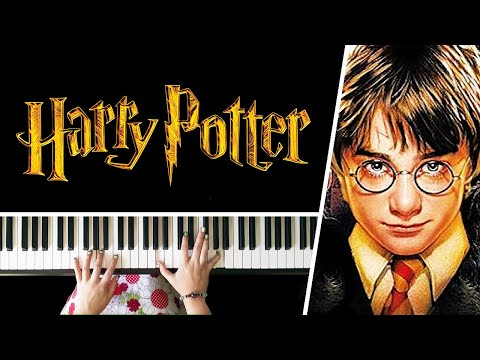 Harry's Wonderous World from Harry Potter - Piano Cover