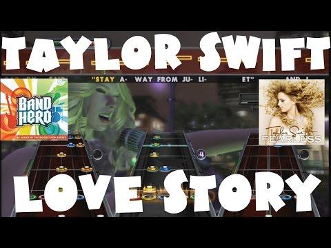 Taylor Swift - Love Story -  Band Hero Expert Full Band