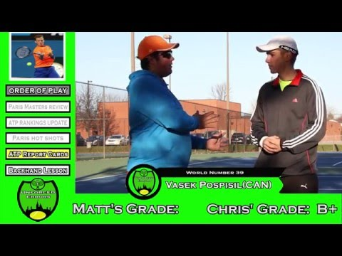 Tennis Webseries; Unforced Errors- Season 1, Episode 2