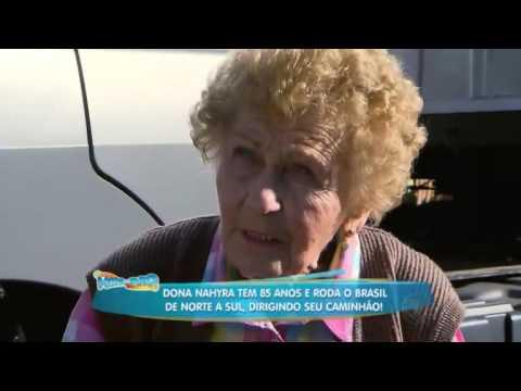 Vovó Carga Pesada: Faro Viaja Na Boleia Da Caminhoneira Mais Velha Do Mundo