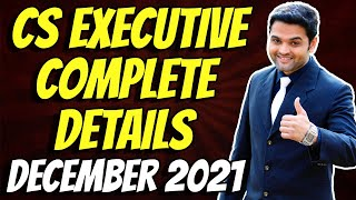 CS Executive Complete Details | ICSI Registration Process | Cut Off Dates | Fees | Eligibility