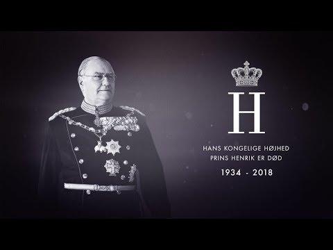 HRH Prince Henrik of Denmark (1934-2018)