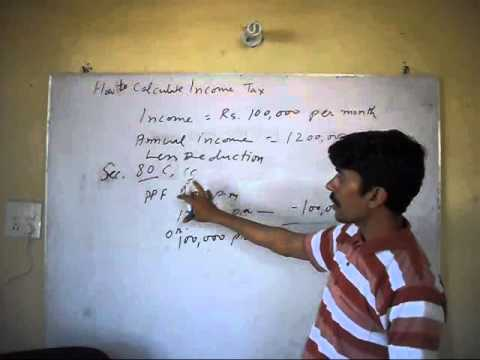 How to Calculate Income Tax in India - Part 2