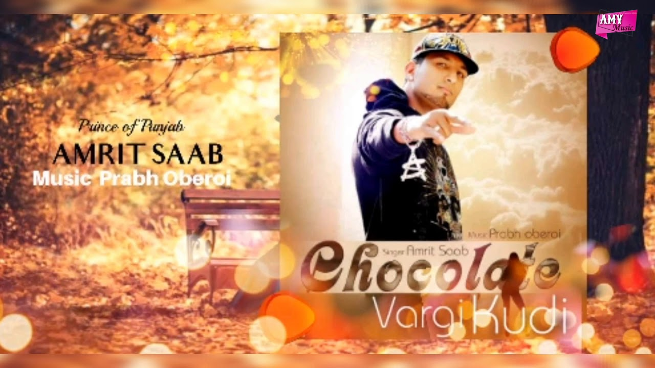 Chocolate Vargi Kudi (Full Audio) - Amrit Saab | New Punjabi Song 2020