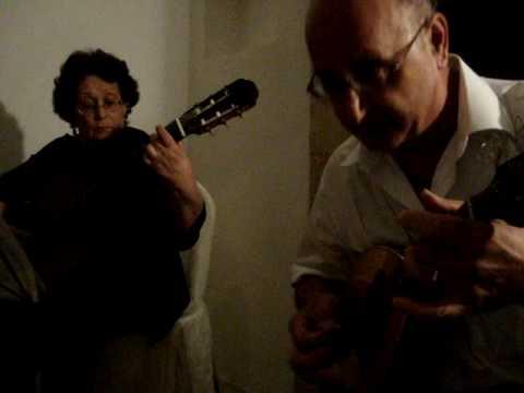"ITALIAN MUSIC from NAPOLI by ""Antonio & Linda Cals..."