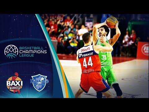 Baxi Manresa V Dinamo Sassari – Highlights – Basketball Champions League 2019-20