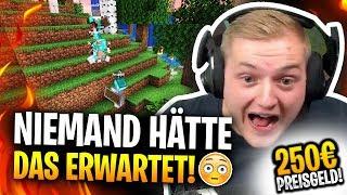😱🏆Unfassbares Finale im ersten Minecraft Battle Royale! | 💶250€ für den 1. Platz!