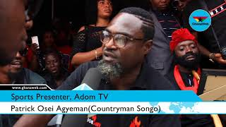 Ebony's one week memorial: Turn out shows Ghanaians are hypocrites - Songo