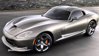 SRT Viper GTS Anodized Carbon Special Edition 2014 Videos