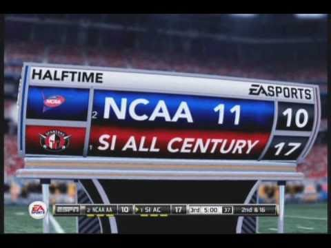 NCAA Football 11 BCS Championship