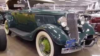1933 Ford Phaeton Touring Solid Survivor