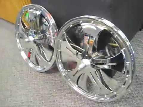 Lowrider Spinner Wheels Youtube