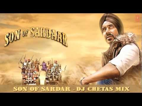 Son Of Sardaar Full Remix Song (Audio) | Ajay Devgn