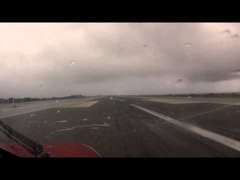 Take off Majuro, Marshall Islands- HD