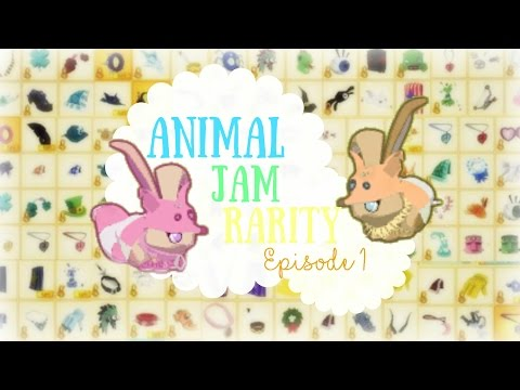 【Animal Jam】 Rarity - Episode 1: A New Beginning