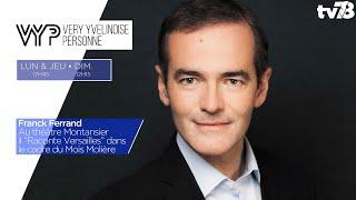 """VYP. Au théâtre Montansier, il """"Raconte Versailles"""" dans le cadre du Mois Molière"""