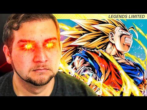 THATS A LOT OF SPARKINGS, BUT ARE ANY LF SSJ3 GOKU?! LF SSJ3 Goku Summons | Dragon Ball Legends