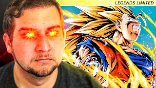 THATS A LOT OF SPARKINGS, BUT ARE ANY LF SSJ3 GOKU?! LF SSJ3 Goku Summons | Dragon Ball Legends