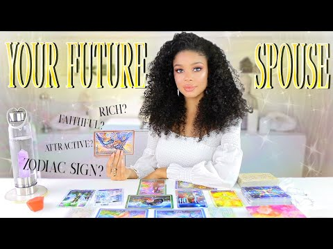 ❤️(PICK A CARD)❤️YOUR FUTURE SPOUSE🌹🔮PSYCHIC READING⭐️