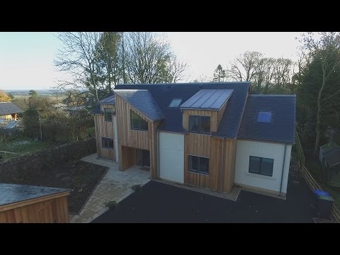 Ramsonsbank - A new House in Scottish Borders