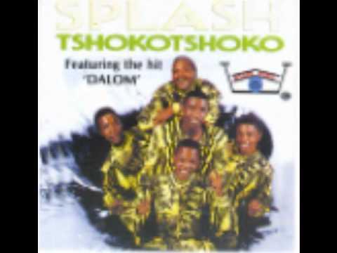 Splash-TSHOKOTSHOKO
