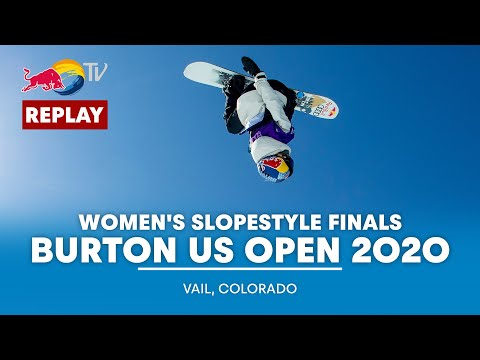Women's Slopestyle Finals | Burton US Open 2020 - FULL REPLAY