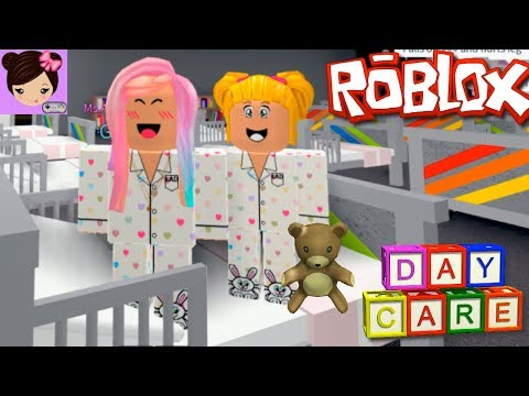 Roblox Adventures With Baby Goldie in Day Care  Roleplay  - Titi Games
