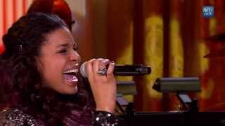 "Jordin Sparks performs ""You Can"