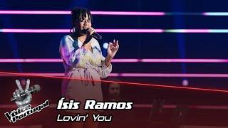 Ísis Ramos - Lovin' you | Blind Audition | The Voice Portugal