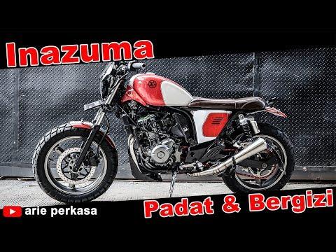 Modifikasi Suzuki Inazuma Biar Makin Padat & Bergizi !!