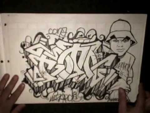 sketch book graffiti by wizard youtube
