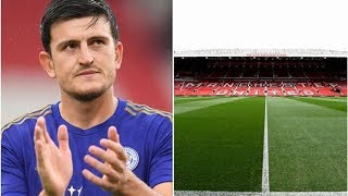 What squad number Harry Maguire could wear for Man Utd after Leicester deal agreed- transfer news...