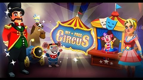 My Free Circus Gameplay Video (Deutsch/German)