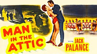 Man in the Attic (1953) Full Mystery, Thriller Movie
