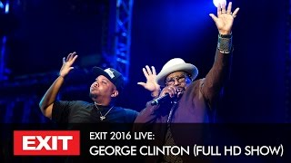 exit 2016 george clinton live full concert hd show