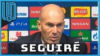 Las declaraciones del técnico francés tras la derrota y eliminación ante el Manchester City en la UEFA Champions League