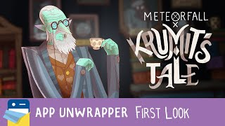 Meteorfall: Krumit's Tale - iOS Beta Preview / First Look (by Slothwerks)