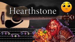 Hearthstone Guitar TAB Tutorial