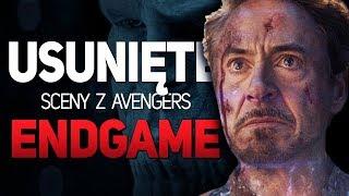 Wzruszające pożegnanie Tonego Starka! Usunięte sceny z Endgame!