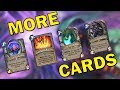 Hearthstone - 4 More Kobolds & Catacombs Cards