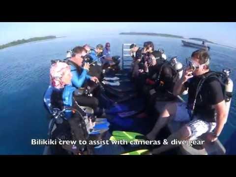 Life onboard Bilikiki in the Solomon Islands
