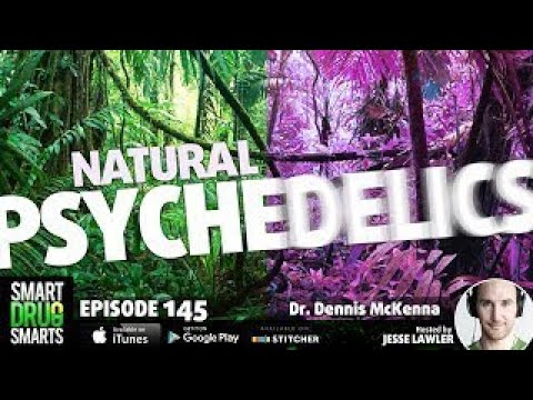 Dennis McKenna at ESPD 50: Ethnopharmacologic Search for Psychoactive Drugs - 2017