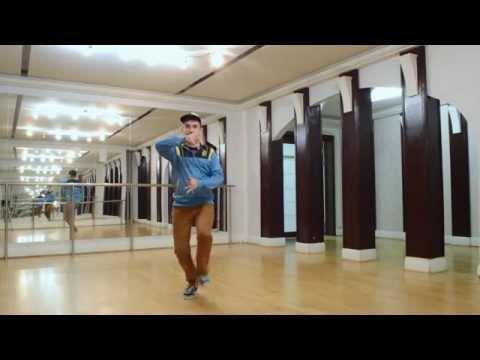 Dubstep Dance Tutorial. Урок 1.2. Танцевальная связка в стиле дабстеп