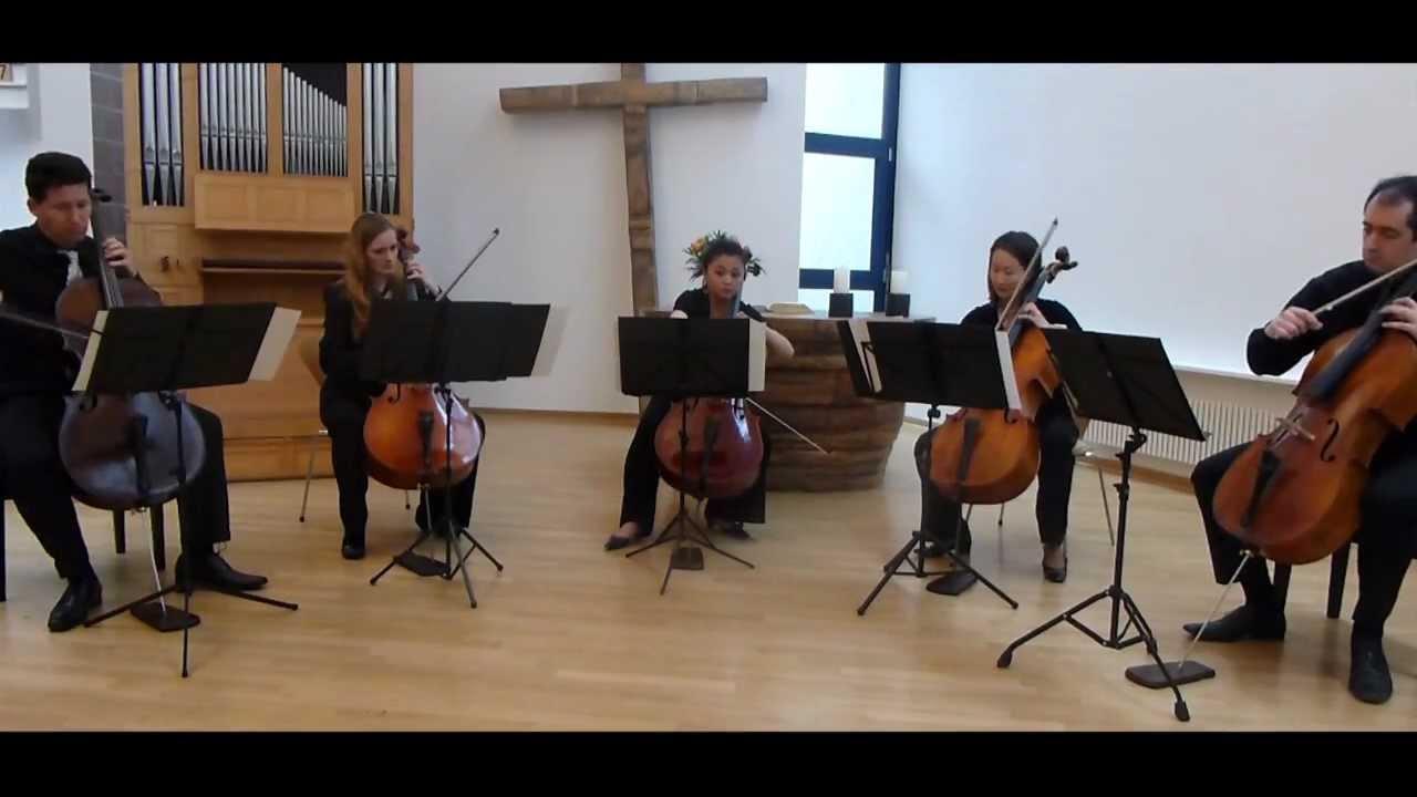 Brandenburgisches Konzert Nr. 4