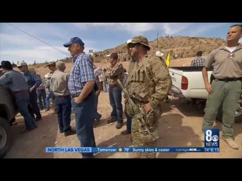 8 News Now Dennis Michael Lynch Testifies at Bundy Ranch Standoff Trial 3 8 17