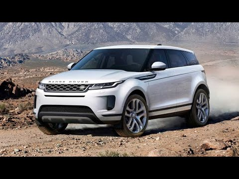 New 2020 Range Rover Evoque | Technology | Land Rover USA