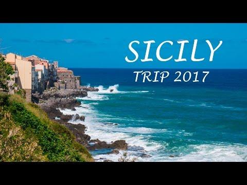 ITALY - SICILY TRIP 2017