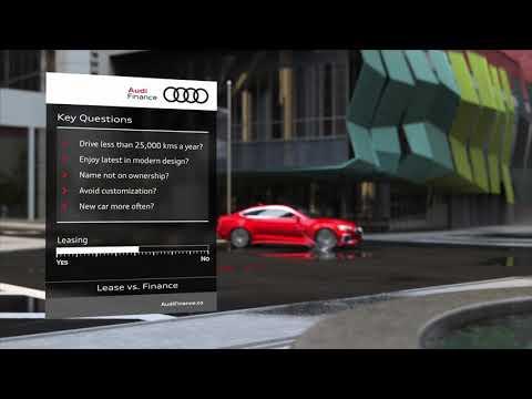 Audi Lease vs