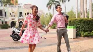 JaDine, Holding Hands While Walking
